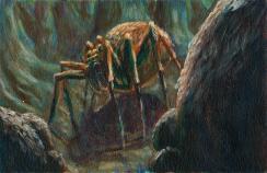 Bestiario - Acromántula