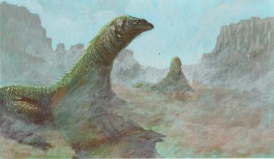 Bestiario - Galés verde común
